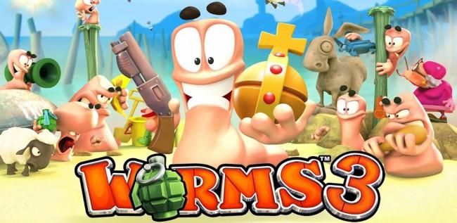 Como instalar el juego Worms 3 en un smartphone Android