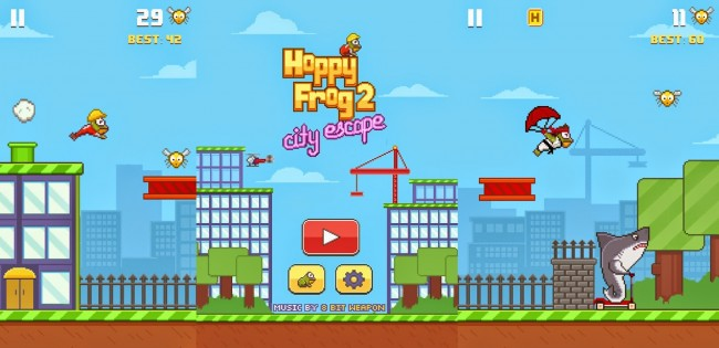 Hoppy Frog 2 - City Escapev-horz