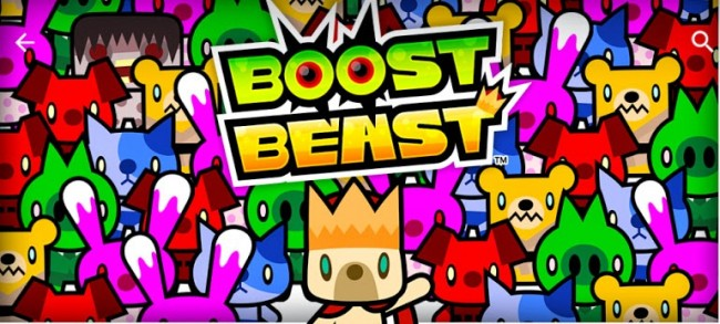 Boost Beast para Android, juego animal de supervivencia