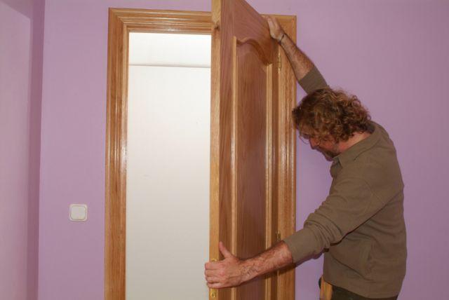 Cómo-instalar-una-puerta