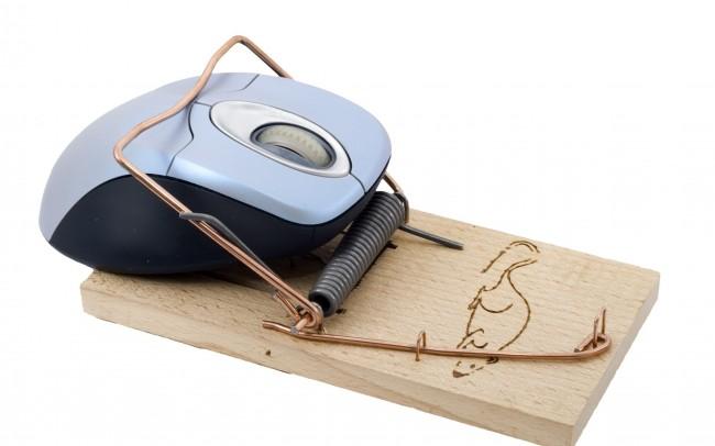 Cómo instalar de manera correcta una trampa para los ratones?