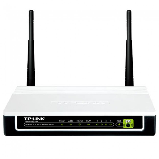 TP-Link-ADSL-Router-A