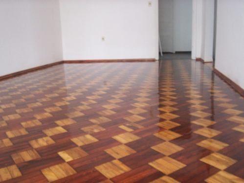C mo instalar piso parquet en unos pocos pasos - Como rejuvenecer un piso antiguo ...