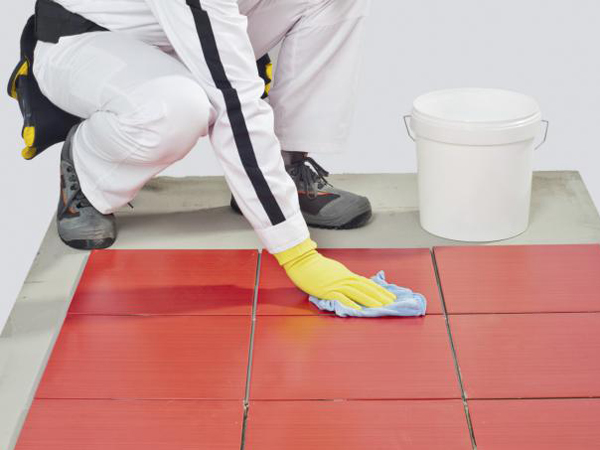 Como pintar el piso de un garaje - Pinturas para baldosas ...