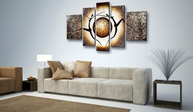 como-decorar-una-habitación-con-cuadros6