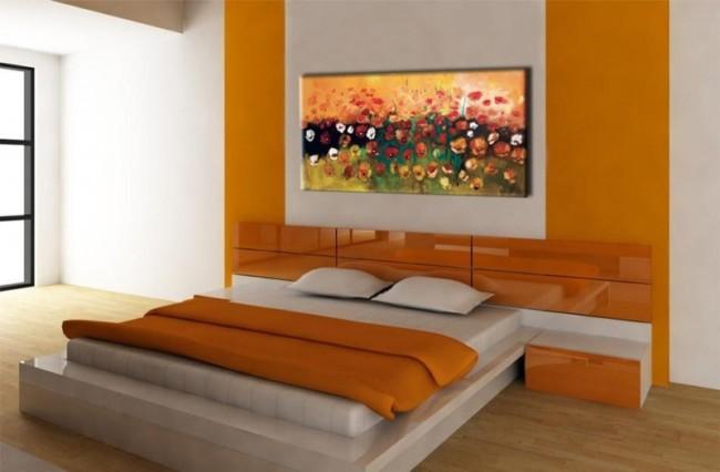 Disponer cuadros en una pared c mo instalarlos para que - La casa del cuadro ...