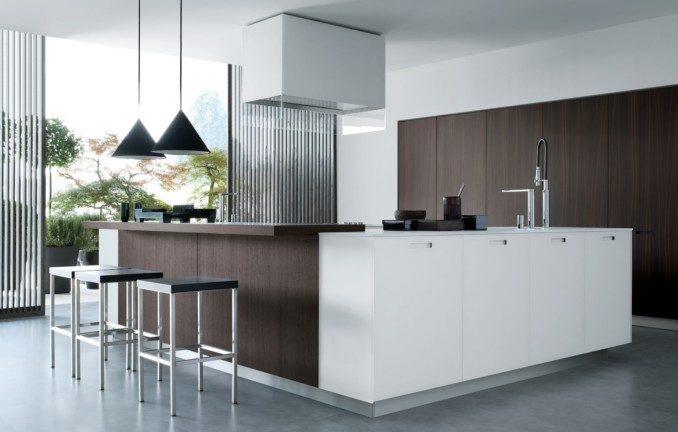 Como decorar cocinas modernas 166 im genes for Cocinas amuebladas modernas