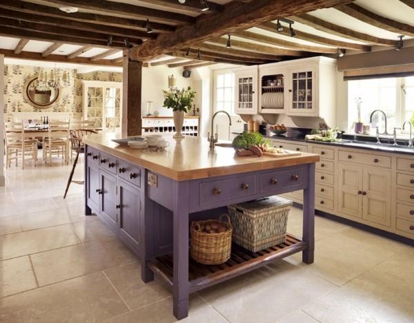 Como decorar una cocina rustica with como decorar una - Como decorar una cocina rustica ...