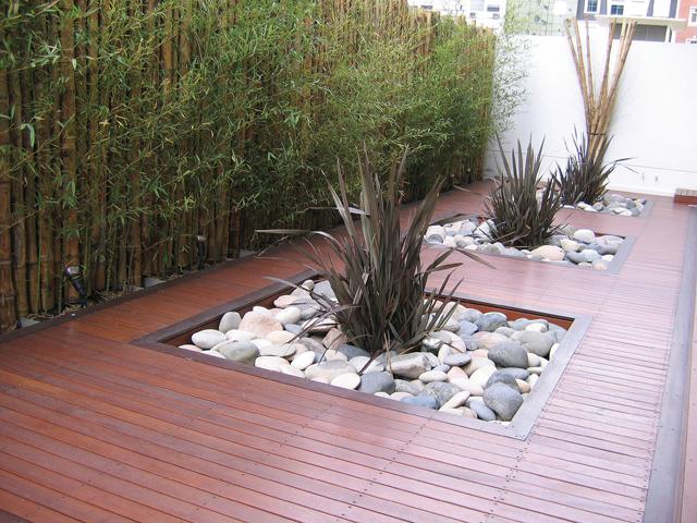 Dise o y decoraci n de jardines peque os y modernos 90 - Decoracion de jardines pequenos ...