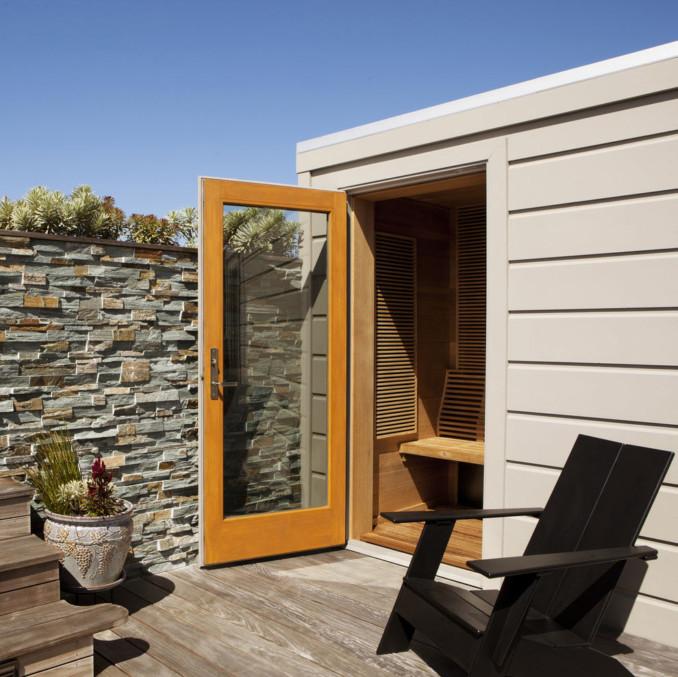 C mo y d nde instalar un sauna en casa for Como instalar un jacuzzi en casa
