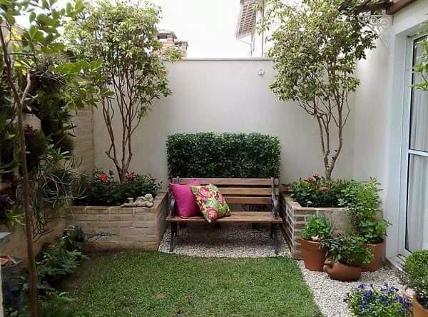 Cómo poner plantas en un jardin pequeño ¿Qué conviene elegir?