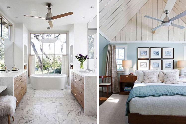 C mo colocar un ventilador de techo con luz uno mismo - Instalar lampara techo ...