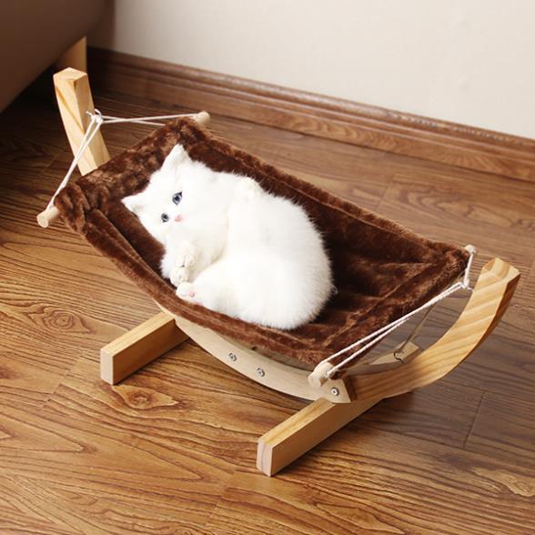 C mo hacer una cucha para perros o gatos con materiales - Casas para gatos de madera ...