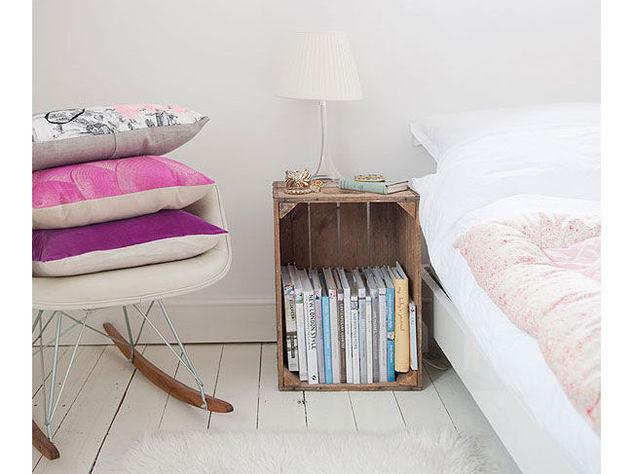 C mo hacer objetos de dise o con cajones de madera reciclados for Como reciclar un escritorio de madera