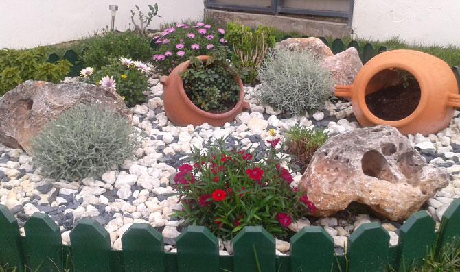 Como instalar rocallas en nuestro jard n - Plantas para rocallas ...
