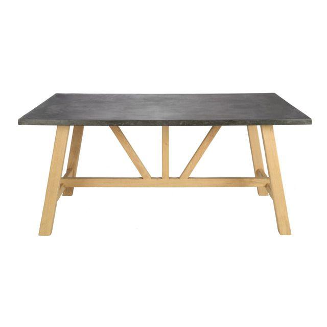 Como hacer una mesa de cemento