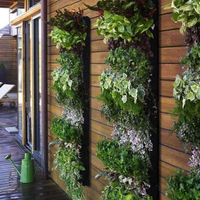 Como Hacer Jardines Pequenos Verticales Y Modernos - Jardines-pequeos-modernos