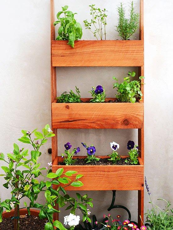 Como hacer un jardin vertical exterior latest hacer un - Material para jardin ...