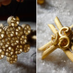 Adornos navideños caseros y reciclados, cómo hacerlos