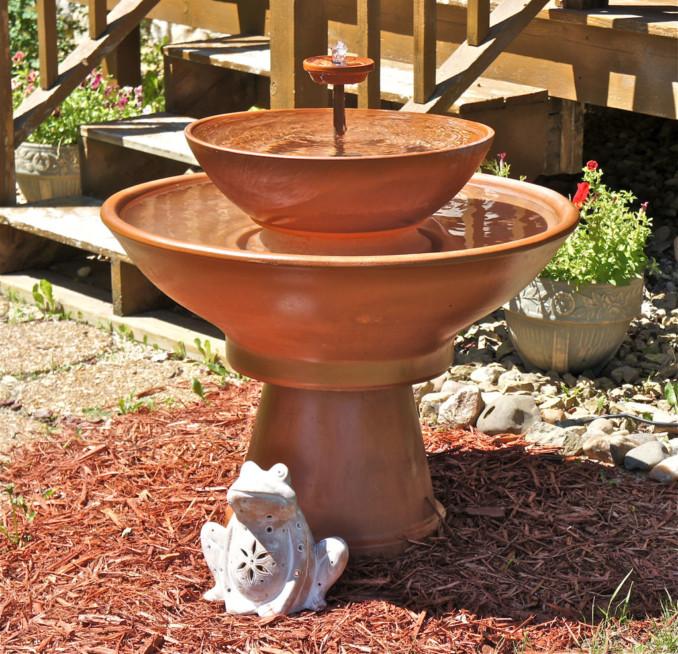 Como Hacer E Instalar Fuentes De Agua Para Jardin - Diseo-de-fuentes-de-agua