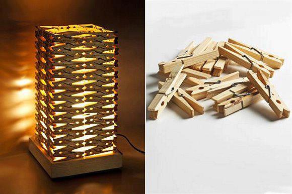 Cómo hacer lámparas: Reciclado creativo de maderas y troncos