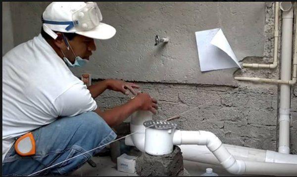 C mo instalar la tuber a del ba o paso a paso for Como instalar una regadera de bano